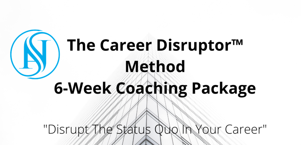 6 Week Career Coaching Package Nicole Andrews